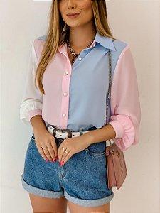 Camisa Karolina Candy Color