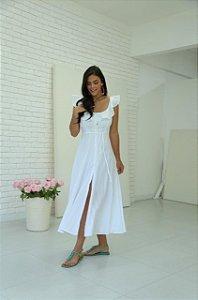 Vestido Anita Branco