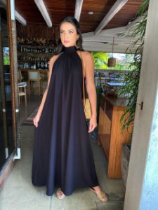 Vestido Preto Helena