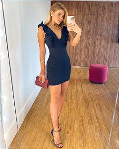Vestido Ana Laura Black