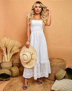 Vestido Mid Alessandra