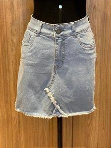 Saia jeans Lila