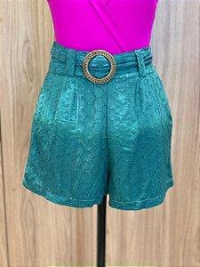 Shorts verde Leise