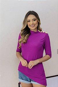 Blusa Roxa