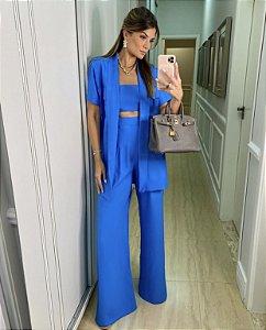 Calça Ariane Azul