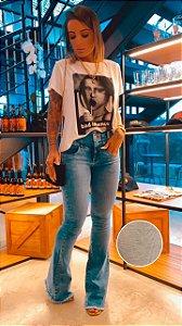 Calça Jeans Flare Fran