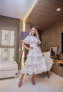 Vestido Bianca PRÉ VENDA