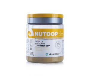 Nutdop - Pasta de Amendoim Proteica 500 Gr
