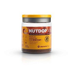 NutDop X - Pasta de Amendoim Proteica