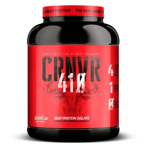 CRNVR 410 BEEF PROTEIN ISOLATE CHOCOLATE - CRNVR NUTRITION