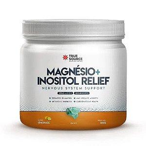 True Magnesio + Inositol Relief 300 Gr - Sabor Lemonade