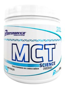 MCT Science Powder 300 Gr Performance Nutrition