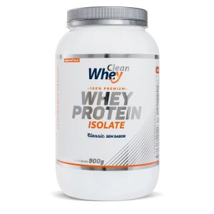 Whey Protein Isolate Clean Whey 900 Gr