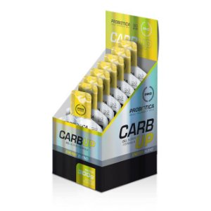 Carb Up Gel Super Formula Caixa 10 Saches Sabor Baunilha