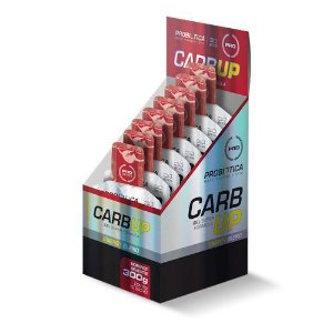 Carb Up Gel Super Formula Caixa 10 Saches Sabor Morango