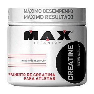 Creatina 150 Gr Max Titanium