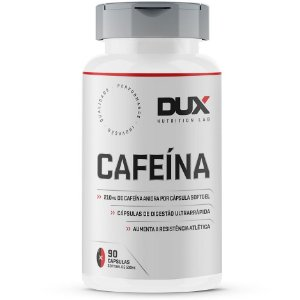 Cafeina 90 Capsulas DUX Nutrition
