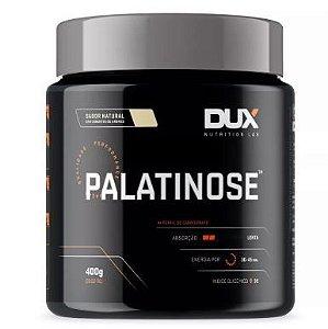 Palatinose 400 Gr DUX Nutrition Sem Sabor