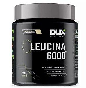 Leucina 6000 DUX Nutrition 150 Gr Sem Sabor