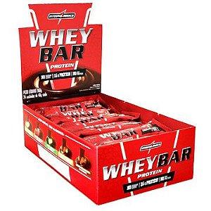 Whey Bar Integralmedica  Caixa 24 Unid.
