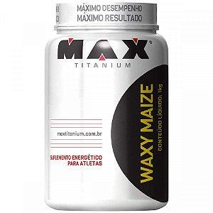 Waxy Maize 1 Kg Max Titanium Sem Sabor
