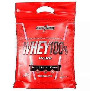 Whey 100 % Pure Integralmedica Refil 907 Gr