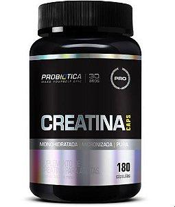 Creatina Caps 180 Capsulas Probiotica