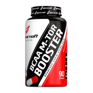 BCAA M-Tor Booster 90 Capsulas Bodyaction