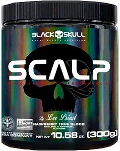 Pre Treino Scalp 300 Gr Black Skull