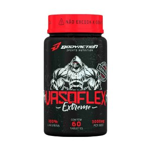 Vasoflex Extreme Bodyaction 60 Tabletes