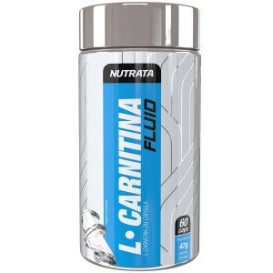 L - Carnitina Fluid Nutrata 60 Caps