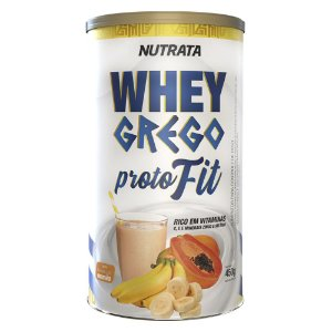 Whey Grego Proto Fit 450 Gr Nutrata