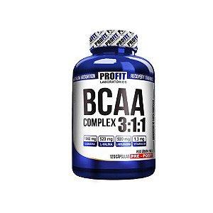 BCAA Complex 3:1:1 PROFIT 60 Capsulas