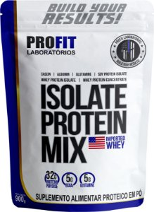 Isolate Protein Mix 900 Gr