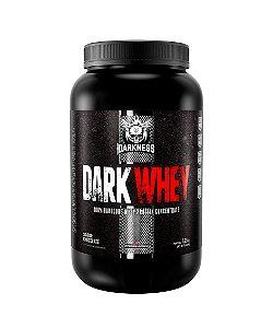 Dark Whey Protein Darkeness 1,2 Kg Pote