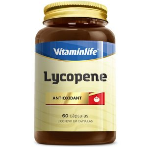 Lycopene Antioxidant 60 Capsulas VitaminLife