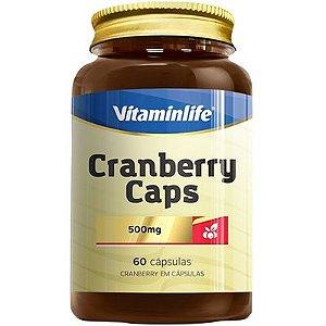 Cranberry Caps 500 Mg 60 Capsulas VitaminLife