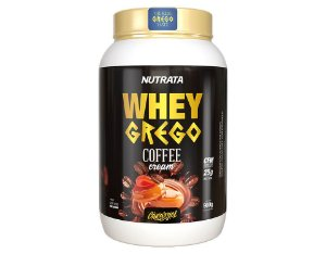 Whey Grego Coffee Cream Nutrata 900 GR