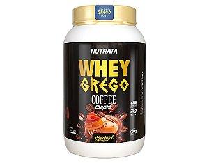 Whey Grego Coffee Cream Nutrata 900 GR