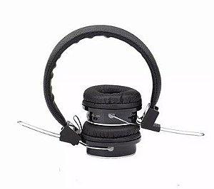 Headphone Sem Fio Bluetooth Micro SD FM P2 B-05