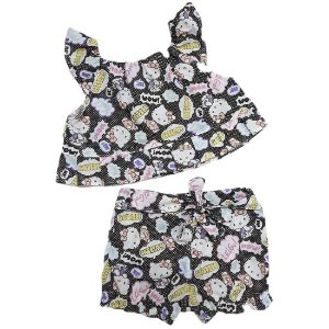 Conjunto Hello Kitty Short e Top!