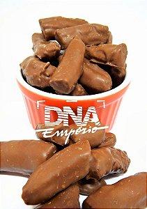 Banana Passa com Chocolate 70% - 100gr