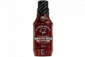 Molho de Pimenta Sriracha Bacon - 266ml