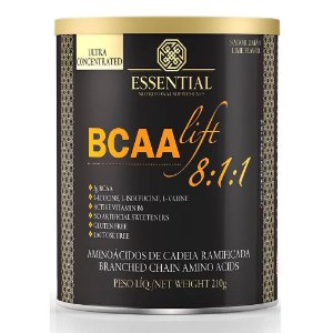 BCAA Lift - Sabor Limão - 210g