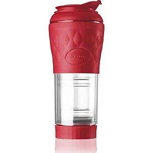 Cafeteira Portátil - Vermelha