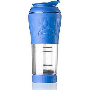 Cafeteira Portátil - Azul