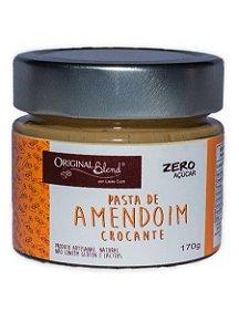 Pasta de Amendoim Crocante - 170gr