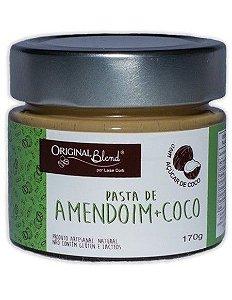 Pasta de Amendoim com Coco - 170gr