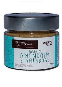Pasta de Amendoim com Amêndoas - 170gr
