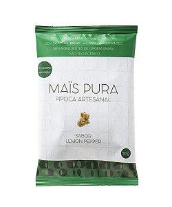 Pipoca Artesanal - Lemon Pepper - 50gr